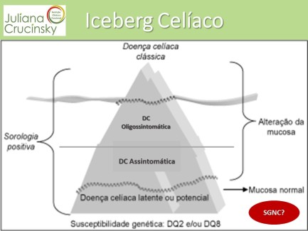 Iceberg celiaco juliana